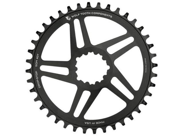Wolf Tooth BB30 Zębatka rowerowa DM SRAM, black